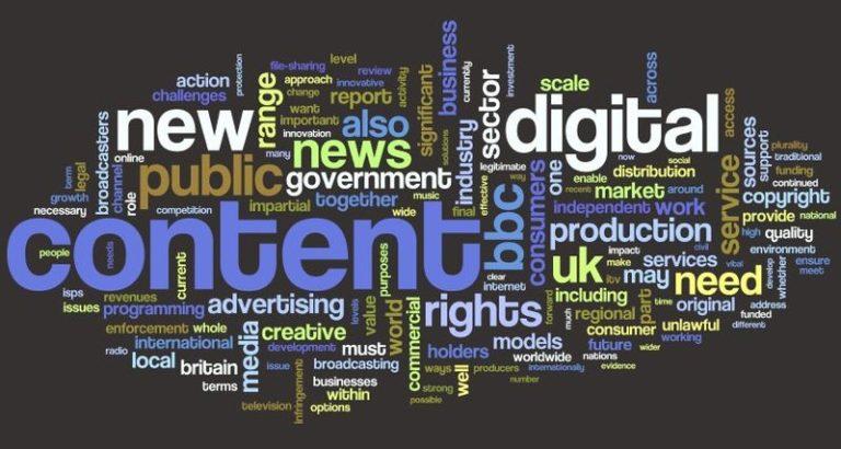 contenido digital