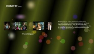 Dundee Films Productora Web