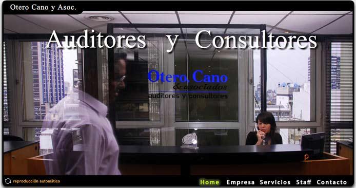 Web Otero Cano y Asoc