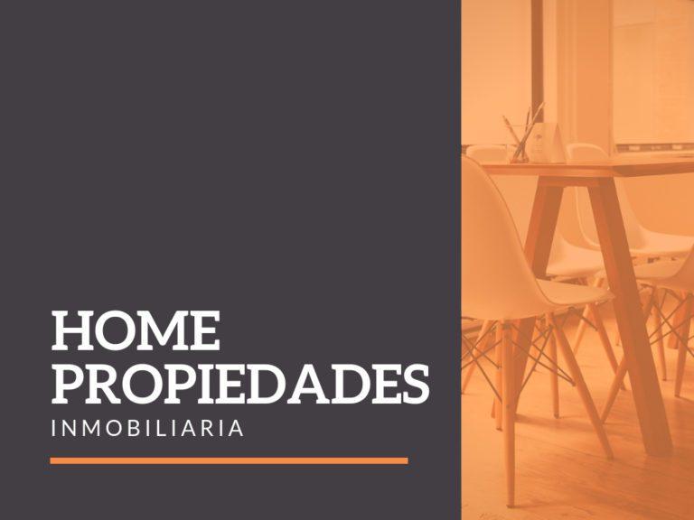 Home propiedades inmobiliaria