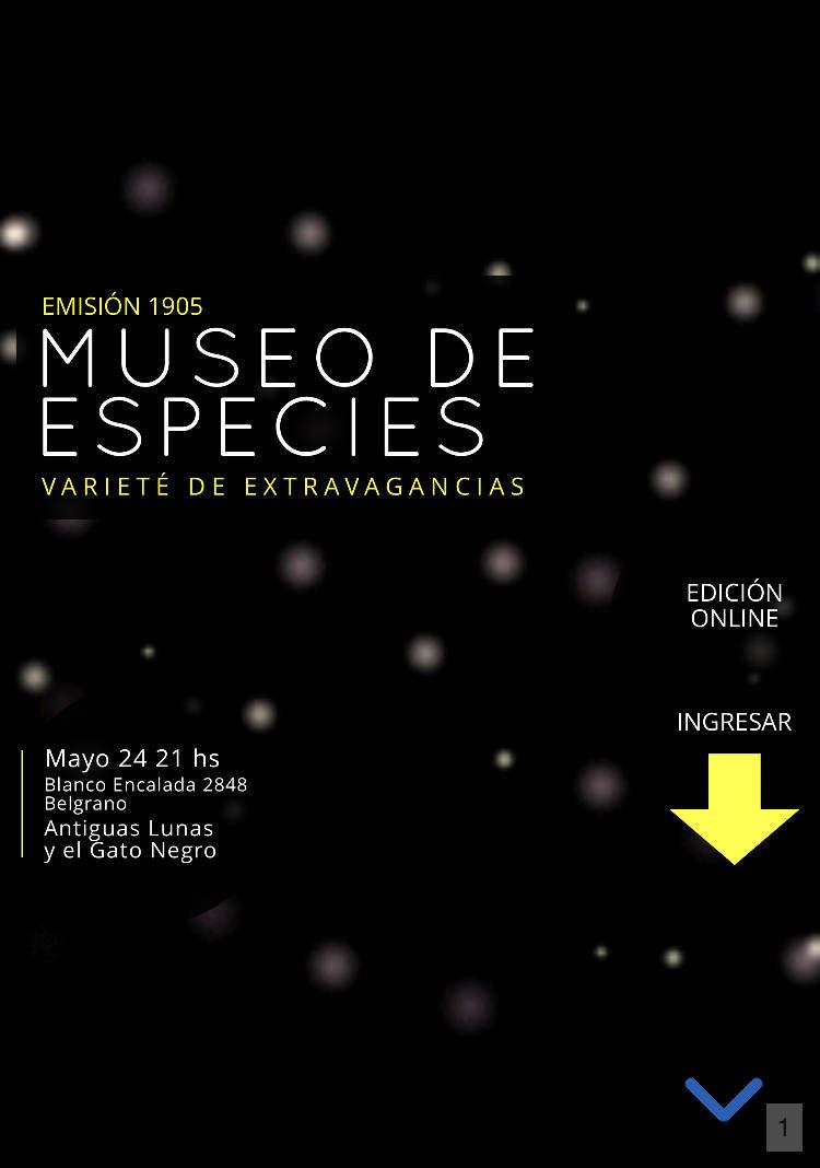Museo de Especies
