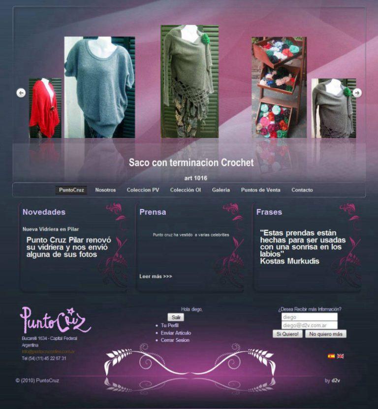 Punto Cruz tienda online