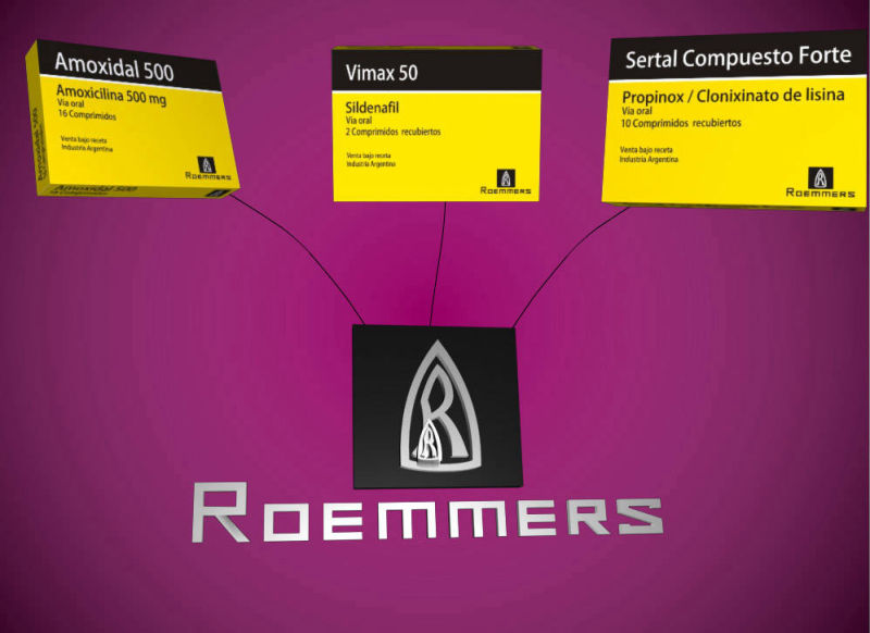 Lab Roemmers Interactivo