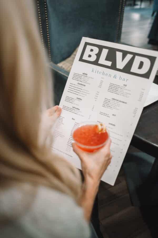 menu digital carta
