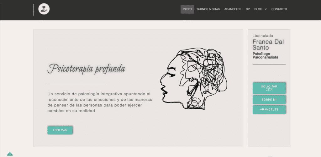 Web Psicología