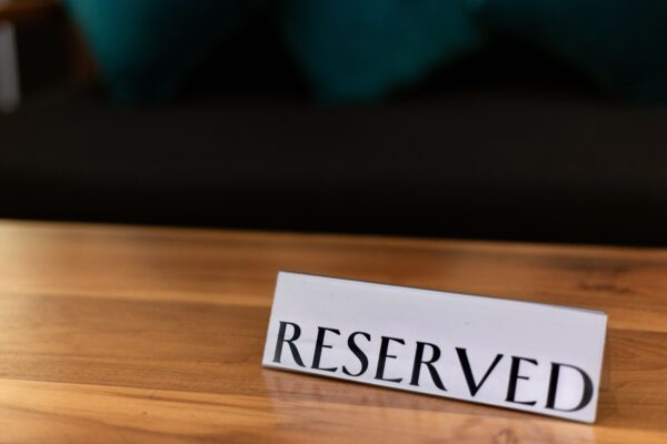 reservas gastronomía