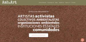 web medio ambiente